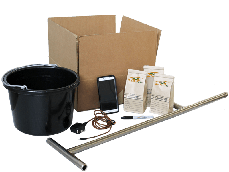 Step 2: Order Soil Sampling Supplies
