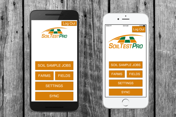Step 1: Download the Soil Test Pro Mobile App and Sign up for an Account to Soil Sample