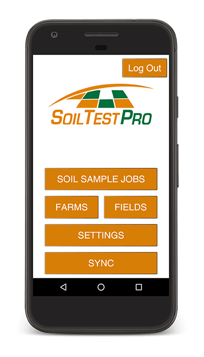 Soil Test Pro Mobile Application